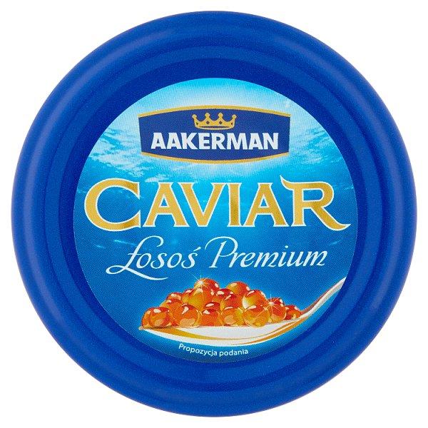 Aakerman Kawior z ikry łososia 50 g