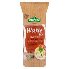 Wafle ryżowe slim z pestkami dyni