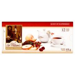 Herbata Sir Williams royal taste queen of raspberries 12 szt