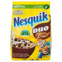 Płatki Nesquik Duo