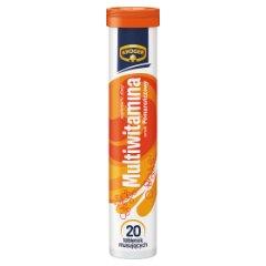 Tabletki Kruger Multiwitamina