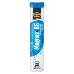 Tabletki Kruger Magnez+witamina B6