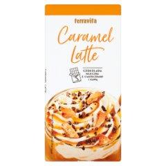 Terravita Czekolada mleczna z ciasteczkami i kawą 100 g
