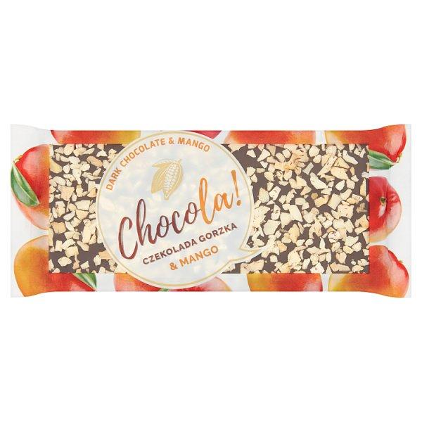 Czekolada chacola gorzka 60% mango