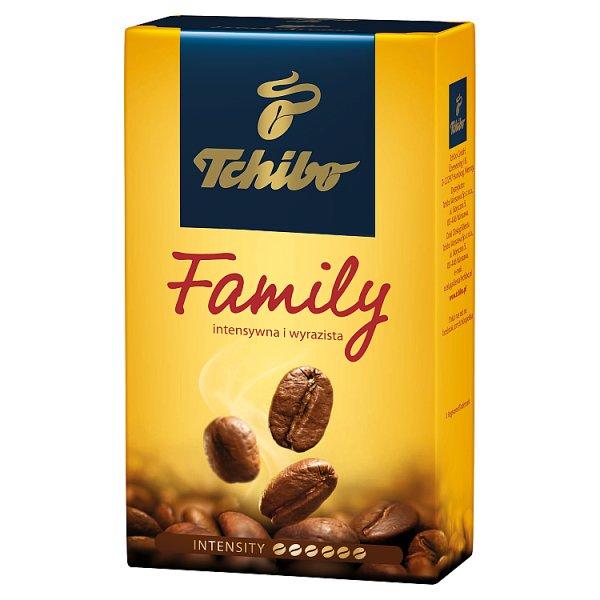 Kawa Tchibo Family mielona