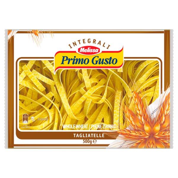 Primo Gusto Makaron pełnoziarnisty tagliatelle 500 g