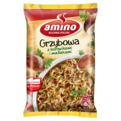Zupa grzybowa amino