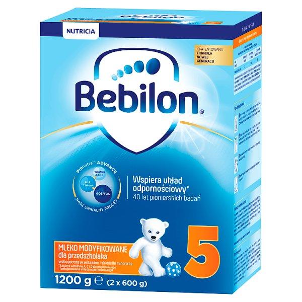 Bebilon junior 5 z pronutra