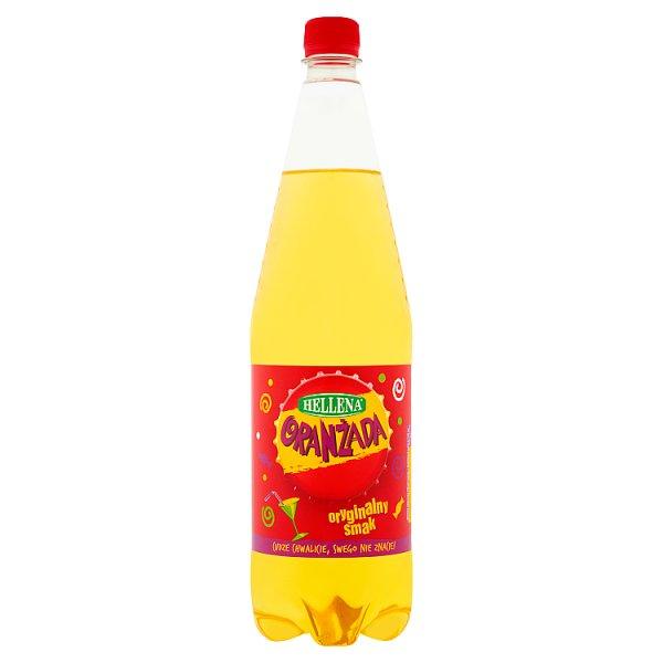 Hellena Oranżada żółta 1,25 l