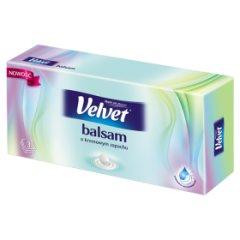 Velvet Balsam Chusteczki uniwersalne o kremowym zapachu 70 sztuk