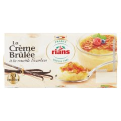 Creme Brulee waniliowy 2*100g letnia