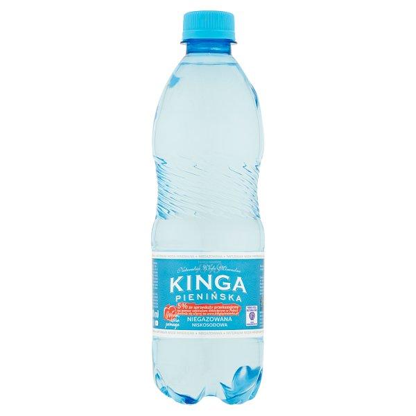 Kinga Pienińska Naturalna woda mineralna niegazowana niskosodowa 500 ml