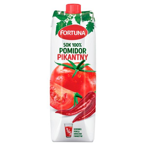 Sok Fortuna pomidorowy - tabasco