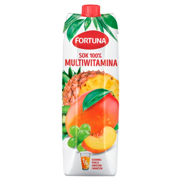 Sok Fortuna multiwitamina