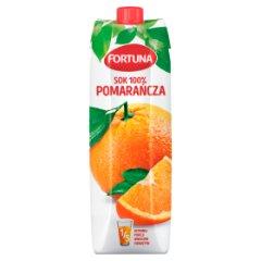 Sok Fortuna pomarańczowy