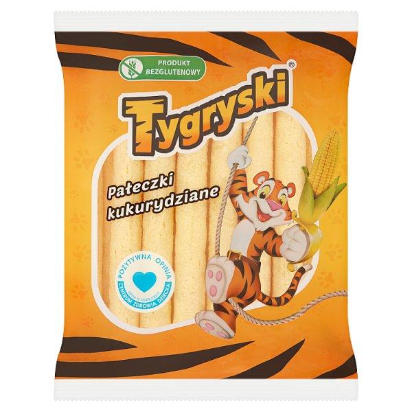 Tygryski Pałeczki kukurydziane 60 g