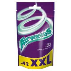 Airwaves Cool Cassis XXL Guma do żucia bez cukru 58 g (42 drażetki)