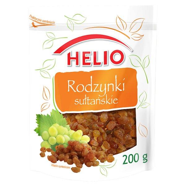 Helio Rodzynki sułtańskie 200 g