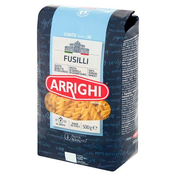Makaron Arrighi Świderki - Fusilli