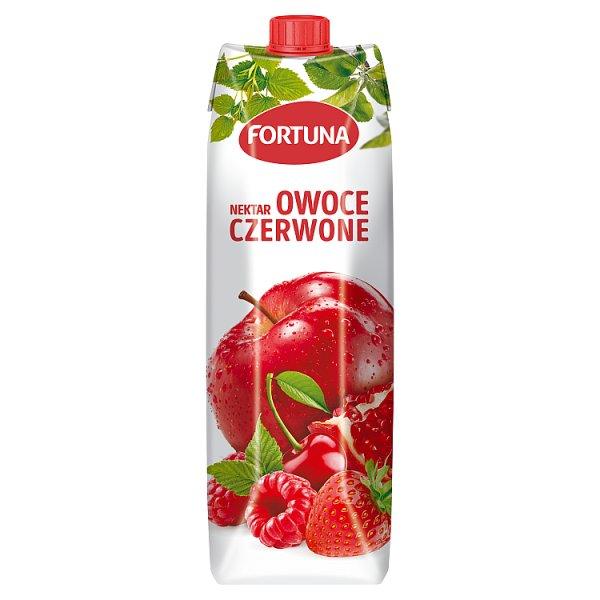 Nektar Fortuna owoce czerwone