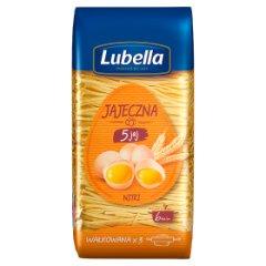 Makaron lubella 5 jajeczny nitki/250g
