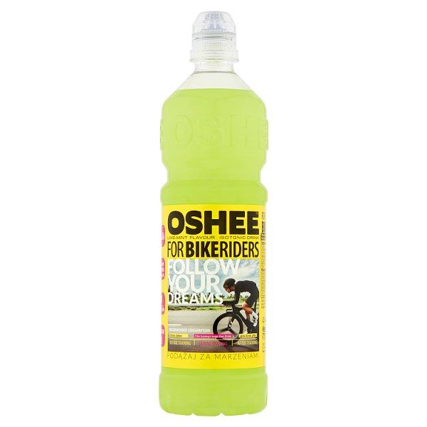 Oshee for Bike Riders napój izotoniczny o smaku limetkowo-miętowym