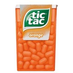 TicTac Orange 100