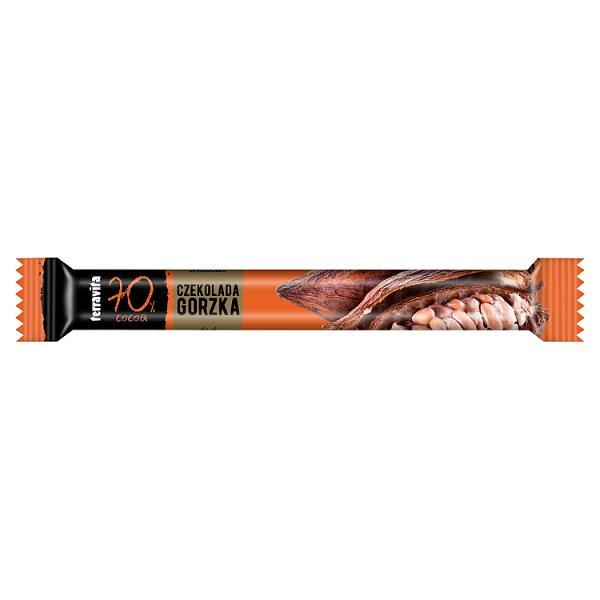 Czekolada choco stick gorzki 70%