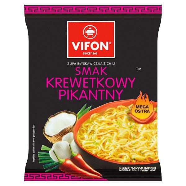 Zupa krewetka pikantna Vifon