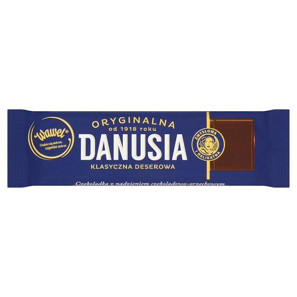Czekolada Danusia classic