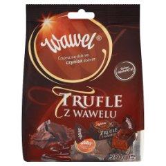 Cukierki Wawel trufle w czekoladzie