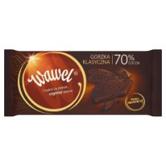 Czekolada Wawel Dark 70% Cocoa
