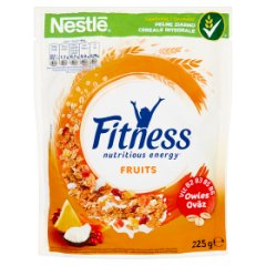 Nestlé Fitness z Owocami Płatki śniadaniowe
