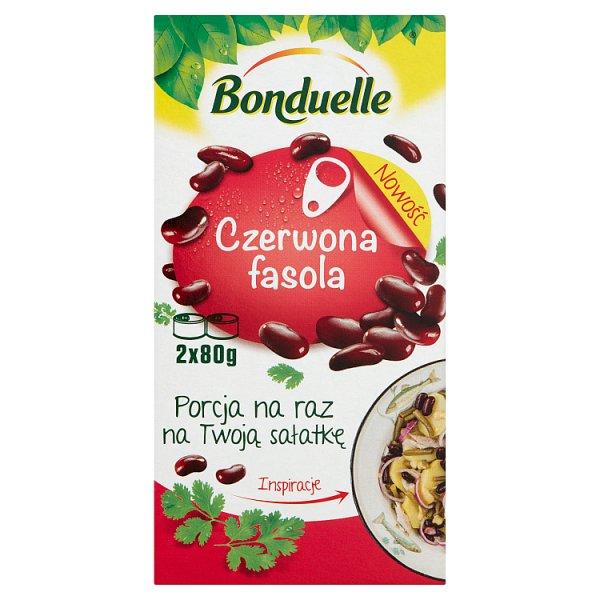 Bonduelle Fasola czerwona 2 x 80 g