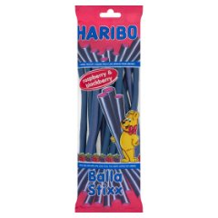 Żelki Haribo balla balla malina/jeżyna