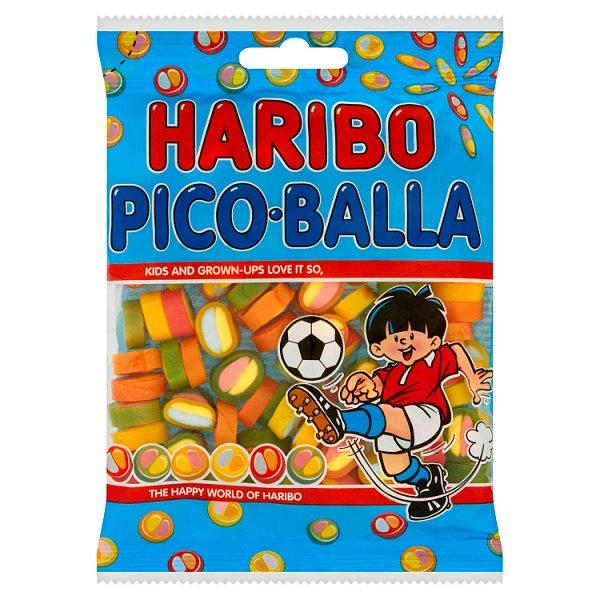 Żelki Haribo Pico-Balla