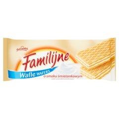 Wafle Familijne śmietankowe