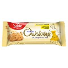Ciasteczka owsiane naturalne bez dodatku pszenicy