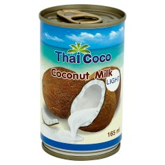 Mleczko kokosowe light Thai Coco