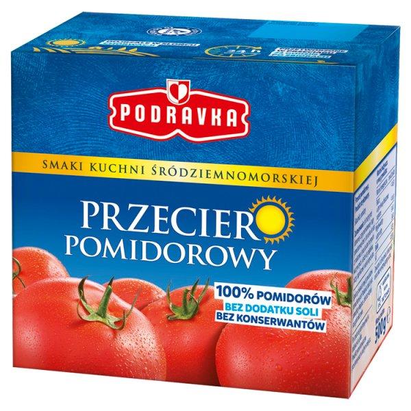 Przecier Podravka pomidorowy karton