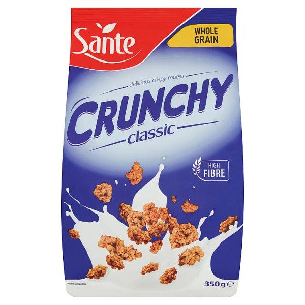 Crunchy Sante naturalne