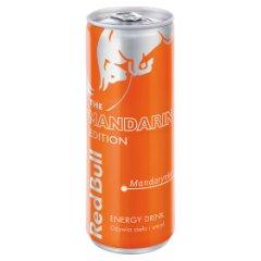 Napój energetyzujący red bull mandarynka puszka napój Energetyczny