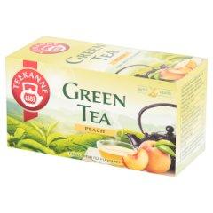 Herbata Teekanne zielona o smaku brzoskwiniowym