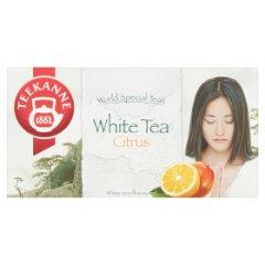 Teekanne white tea citrus 20