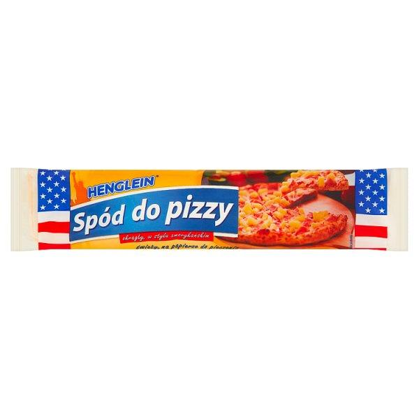 Spód do pizzy w stylu amerykańskim