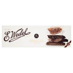 E. Wedel Premium Czekolada gorzka 64% 220 g