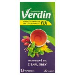 Herbata Verdin fix earl grey 20 saszetek