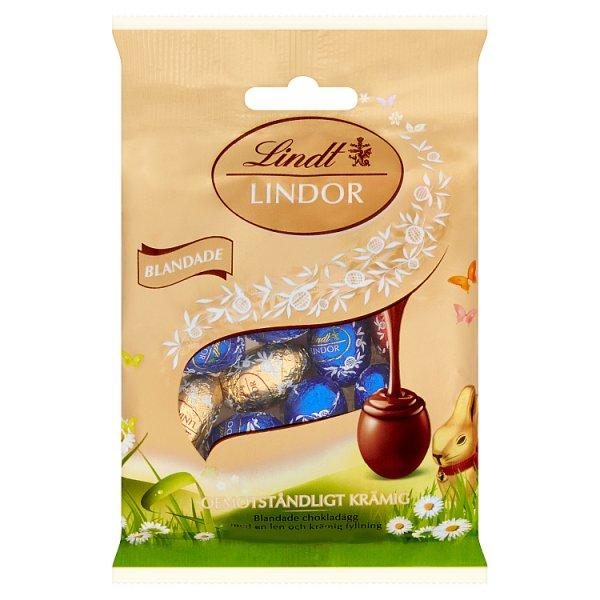 Jajeczka Lindor Liliput Assorted