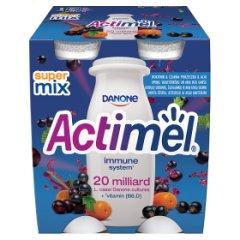 Actimel Mleko fermentowane rokitnik & czarna porzeczka & acai