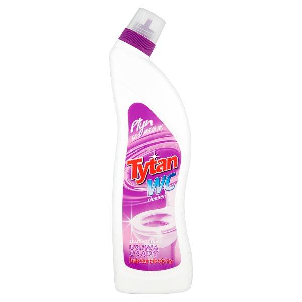 Płyn do wc tytan fioletowy